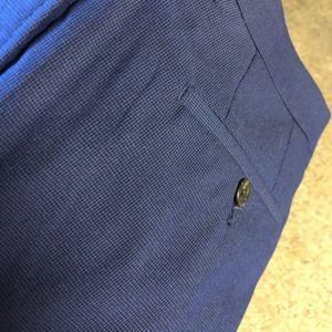 Ralph Lauren navy dress pant NWOT